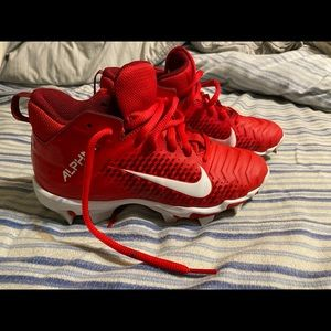 Children's Nike cleats size 2.5 youth